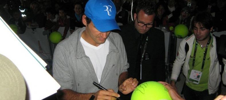 Εκδρομή του ΟΑΑΙ στo Barclay's ATP World Tour Finals 2014