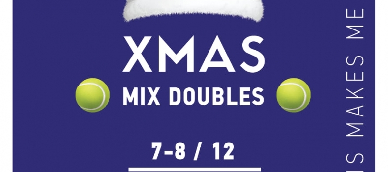 Christmas Mixed Doubles 2019